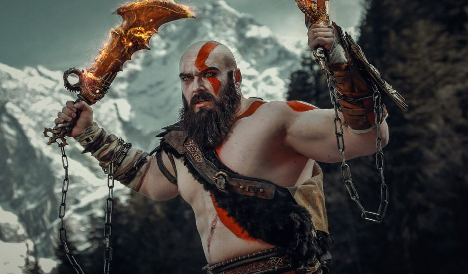 Le meilleur cosplay God of War