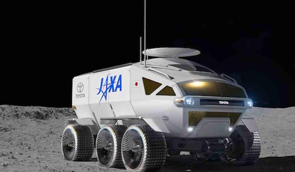 Toyota fabriquera le futur rover japonais.