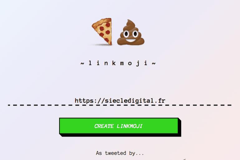 linkmoji url emoji