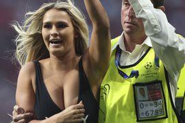 Kinsey Wolanski a vu son compte Instagram être banni suite à son interruption sur le terrain en finale de Champions League