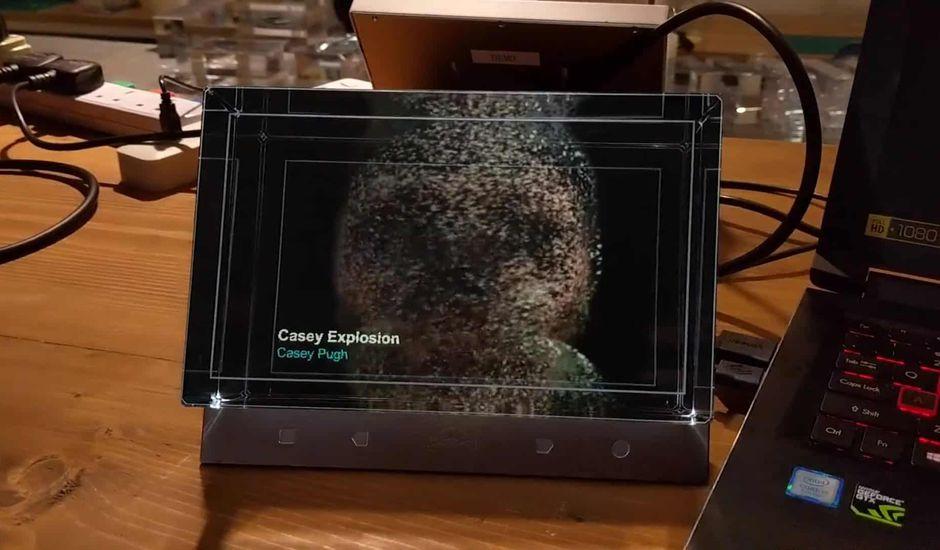 Vimeo lance une chaine spécialement dédiée aux vidéos holographiques