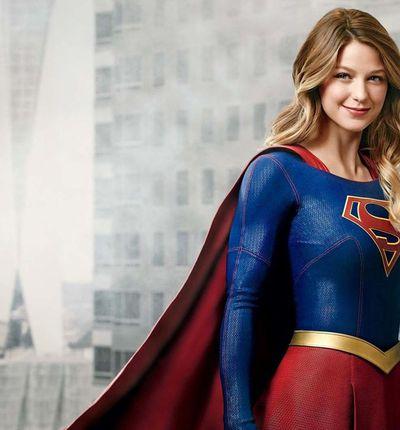 Supergirl tournage
