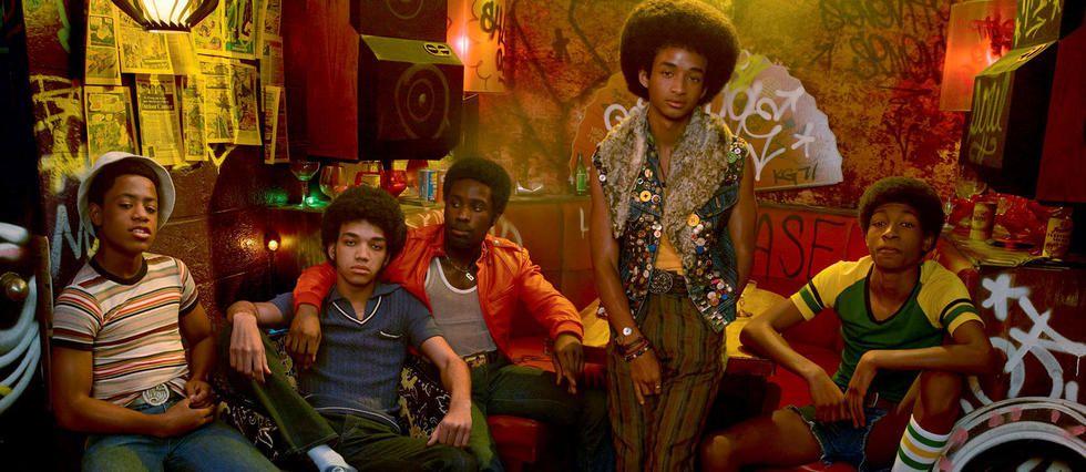 Les protagonistes de The Get Down