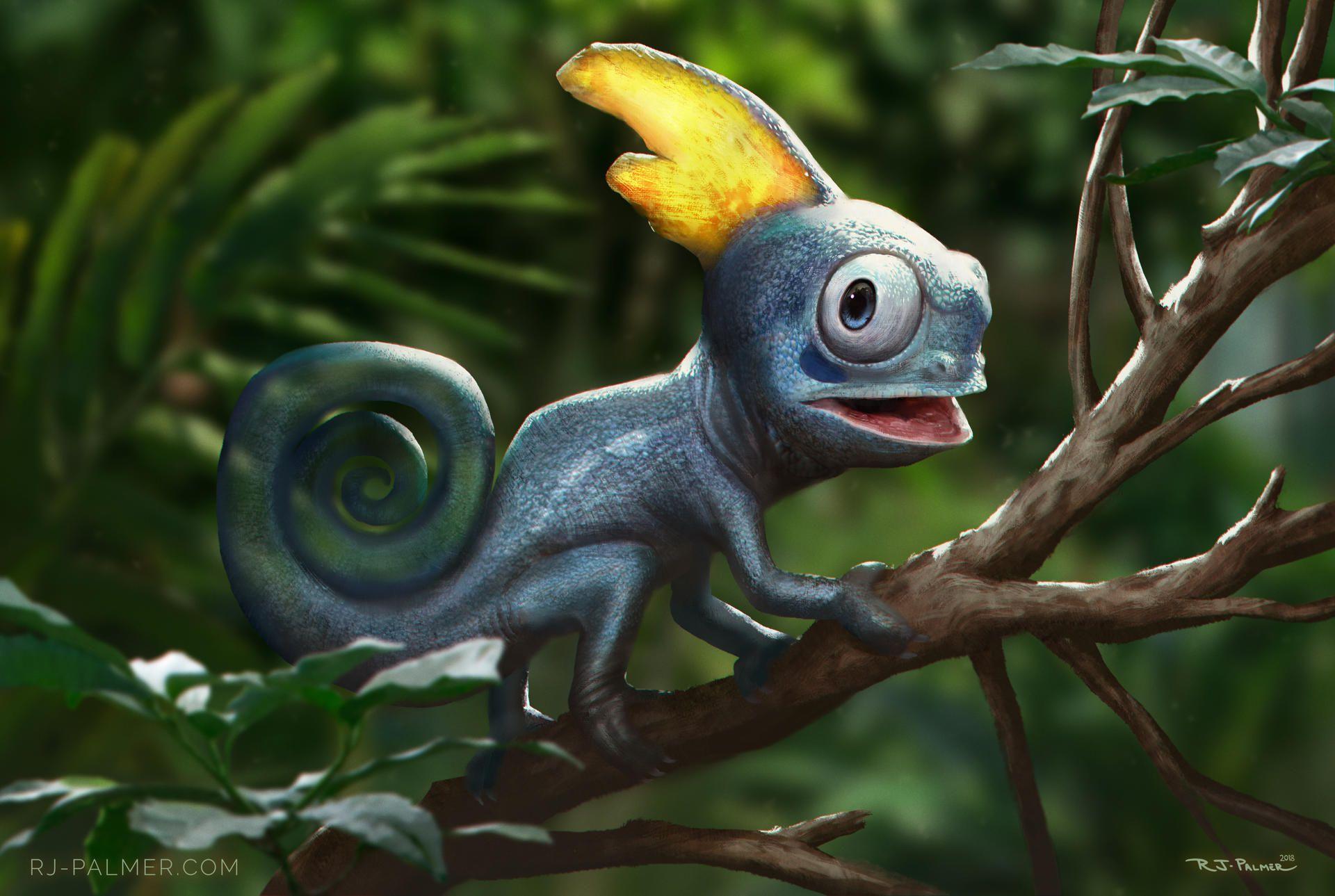 Larméléon, starter de type eau dans Pokémon Épée et Bouclier
