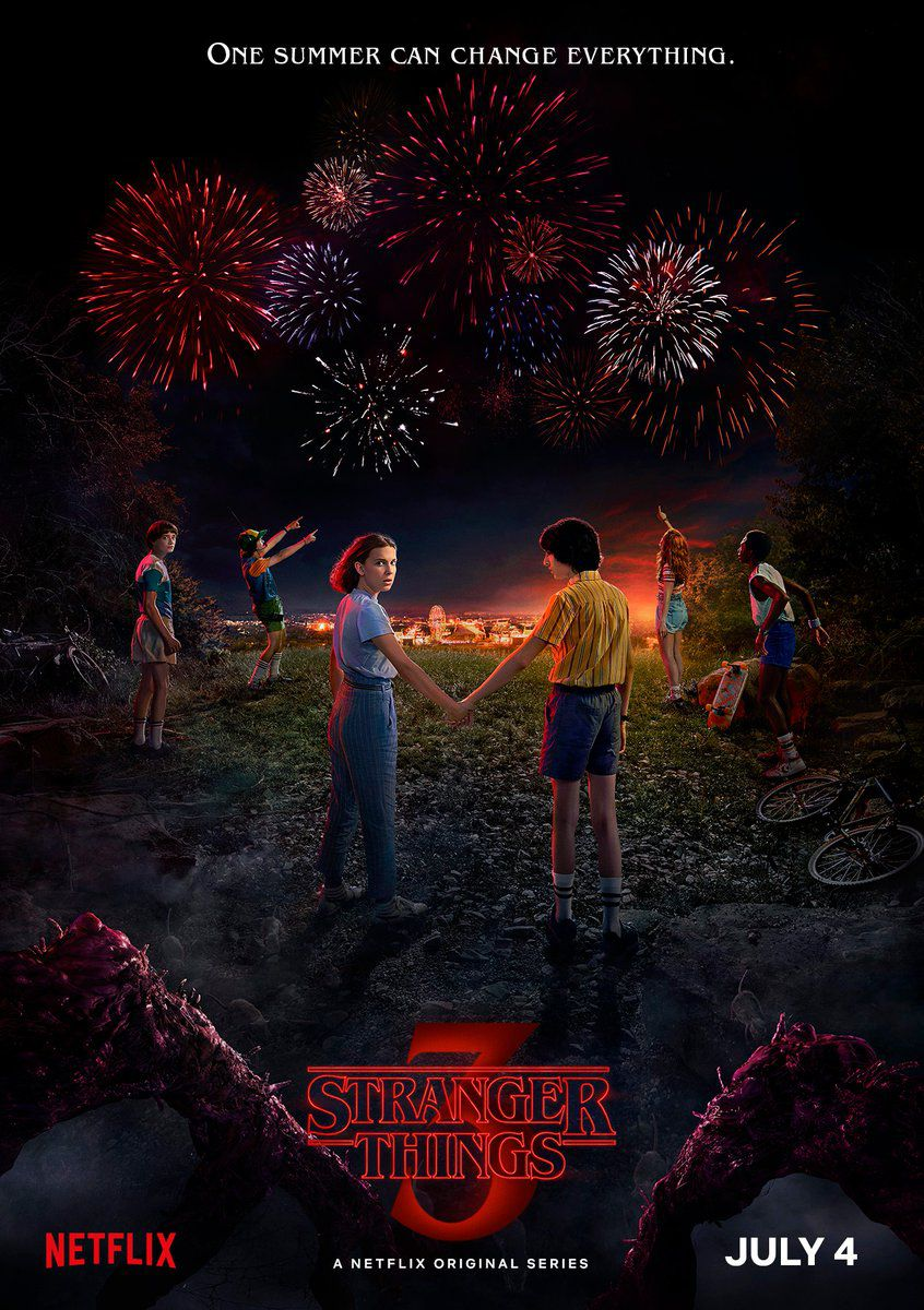 Stranger Things Le Nouveau Trailer De La Saison 3 Est Bien Plus Sombre