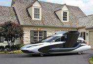 Un des modèles de voitures volantes de Terrafugia