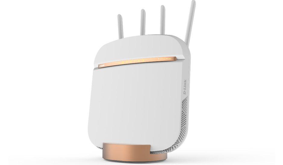 Le nouveau routeur de D-Link utilise la 5G