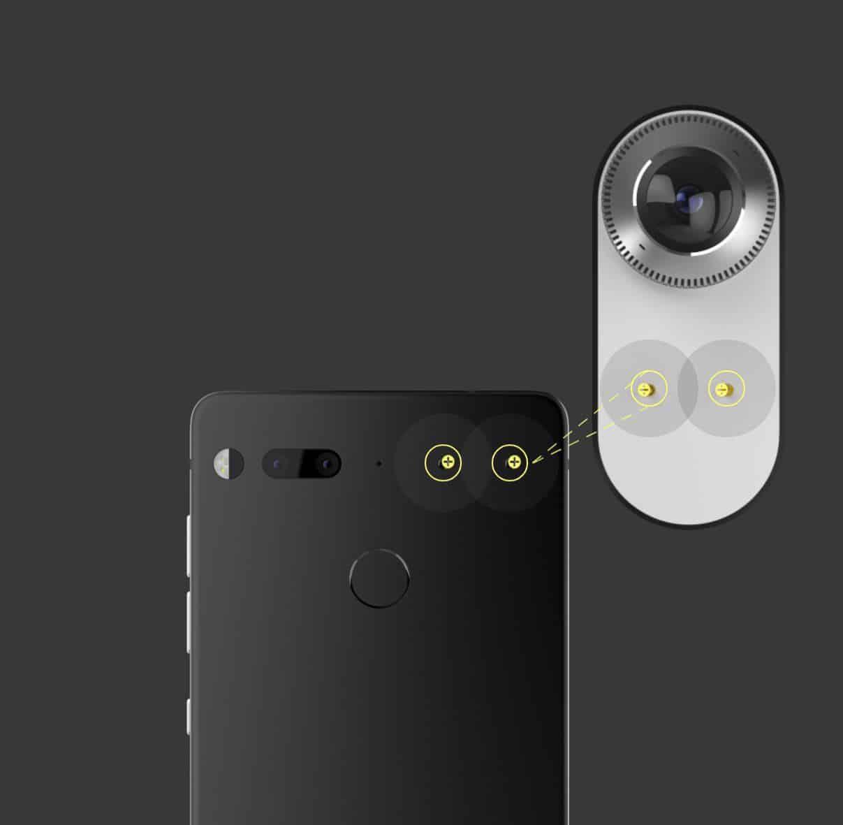 Essentail phone camera