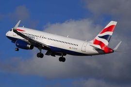 British Airways vol données