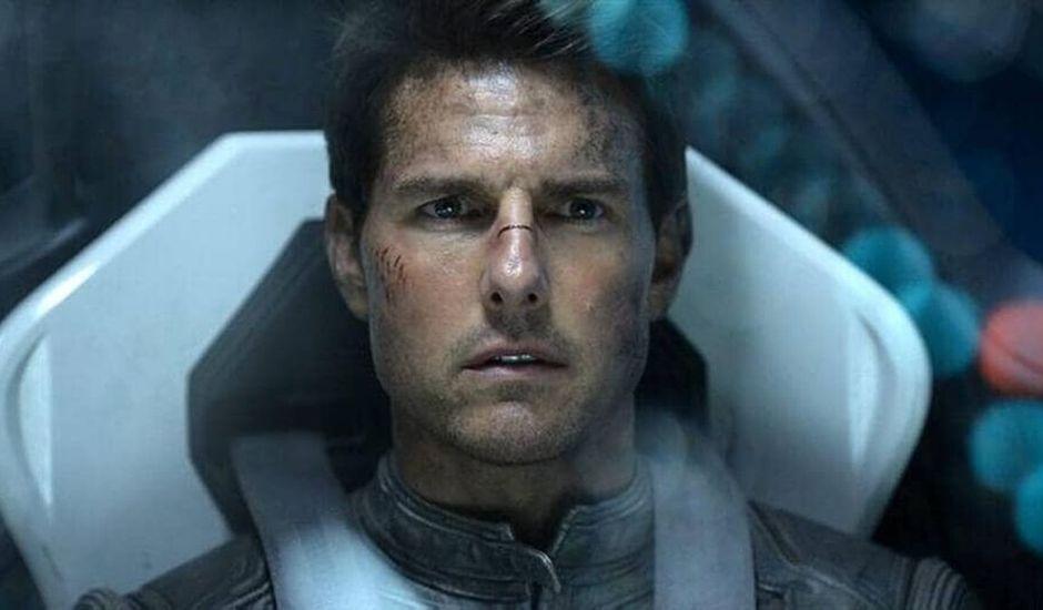 Tom Cruise dans le film Oblivion