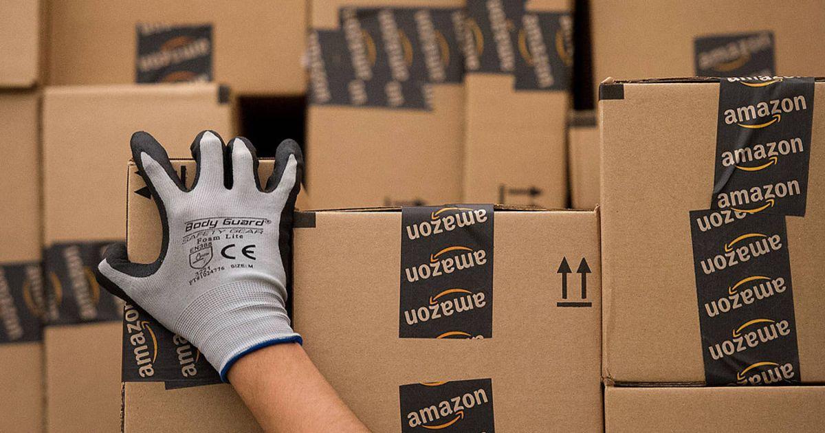 Avec la crise Covid-19, Amazon marche sur des œufs