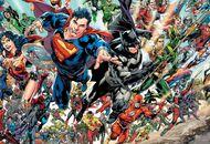 DC Comics films à venir
