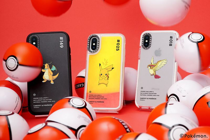 Collection Casetify x Pokémon