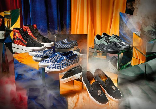 Vans collection Harry Potter