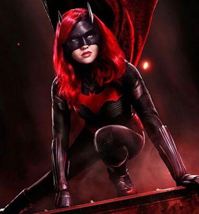 Ruby Rose dans la série Batwoman
