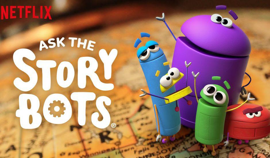 Netflix rachète StoryBots pour améliorer sa plateforme face à Disney +