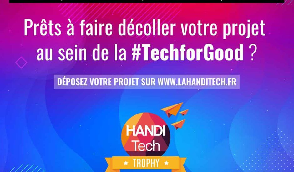 Handitech Trophy 2019 Tech For Good