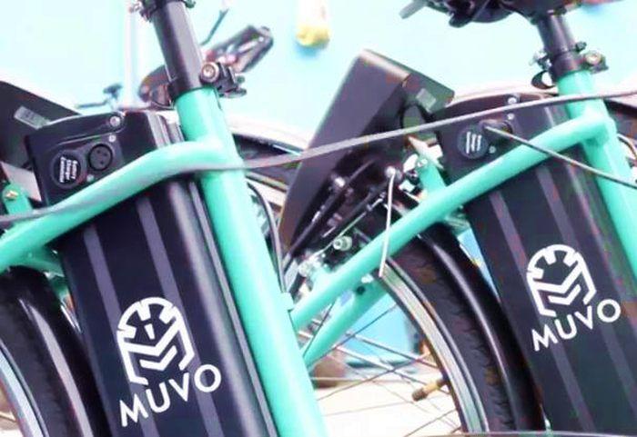 e-bikes MUVO