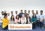 L'équipe de l'agence Cloudworks