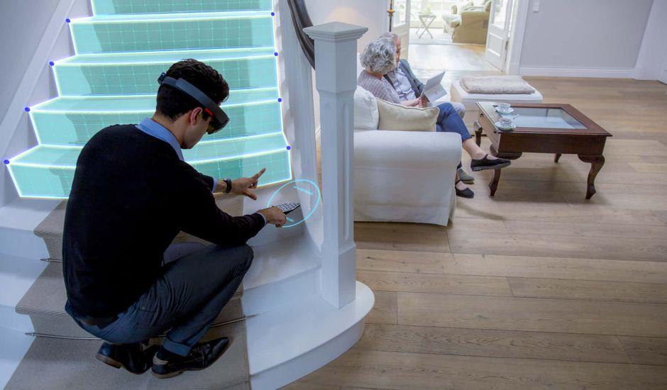 HoloLens Thyssenkrupp