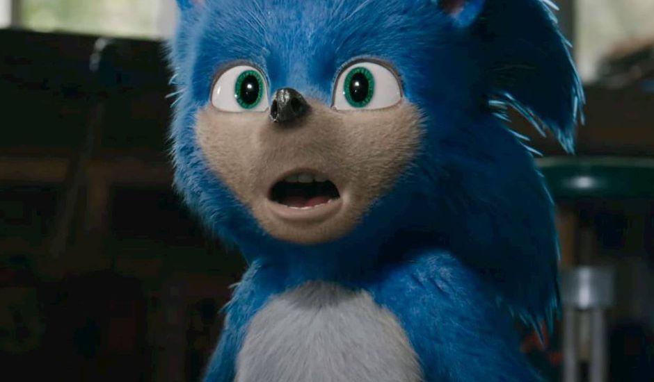 Changement de designs pour le film Sonic