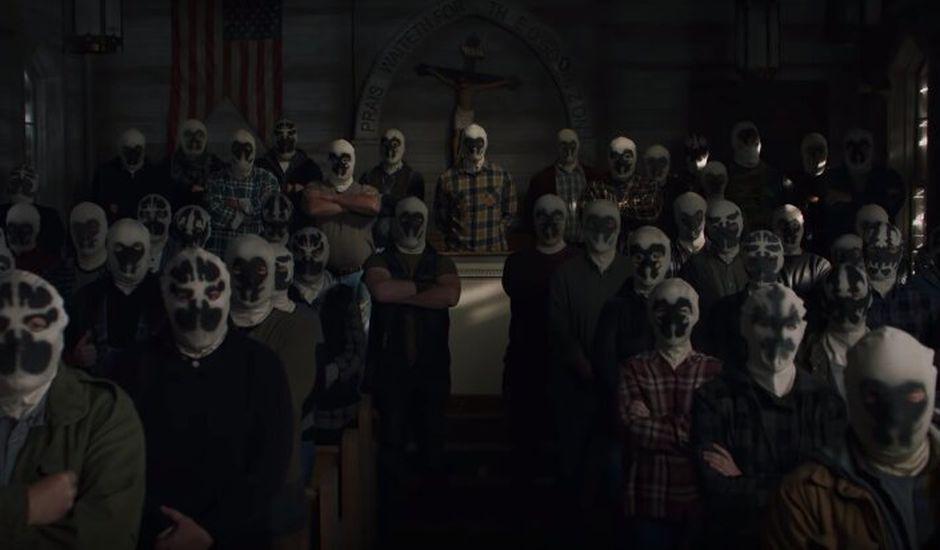 La première bande annonce de la série Watchmen