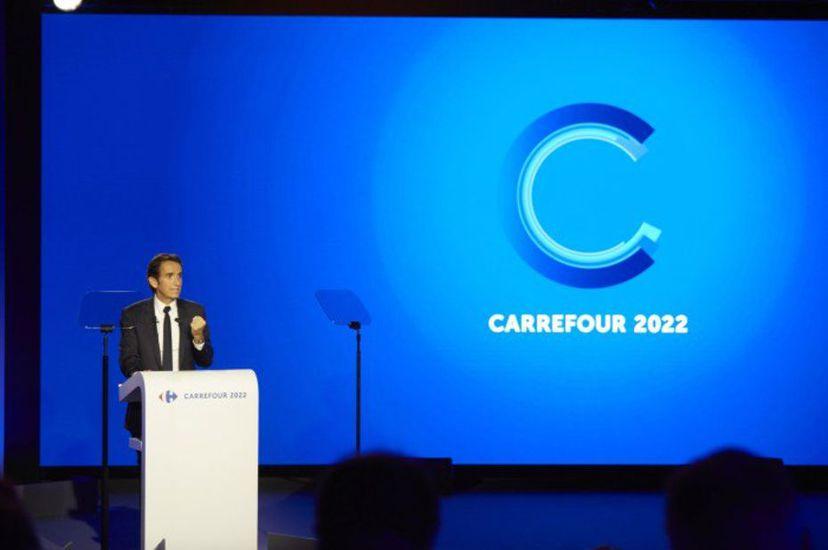 Carrefour 2022 : l'intelligence artificielle au service du gaspillage alimentaire.
