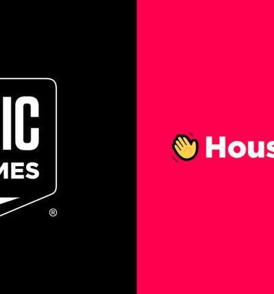 Epic Games rachète Houseparty