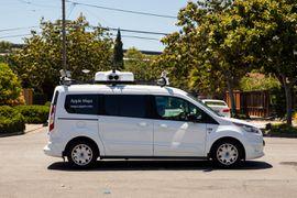 Apple déploie des voitures spécifiques pour récolter des données géographiques au Canada.