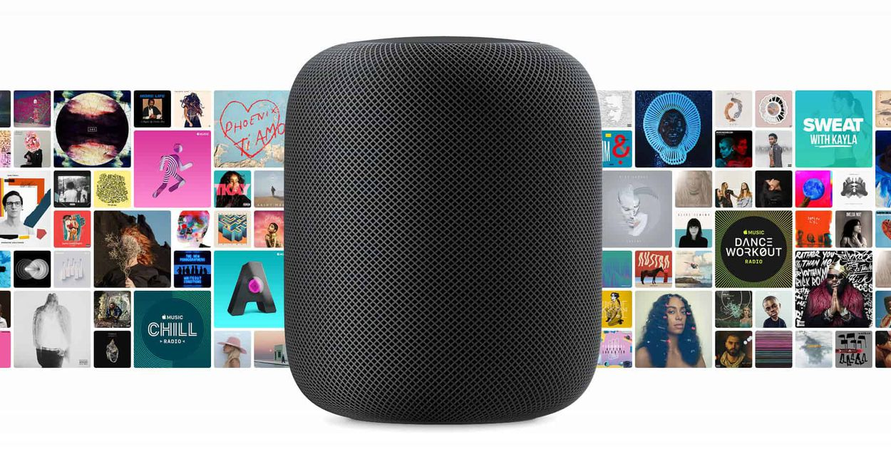 Apple : le HomePod va proposer 100 000 stations de radio