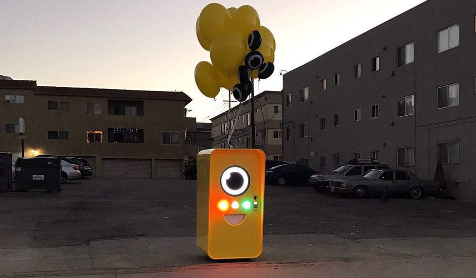 distributeurs snapchat spectacles