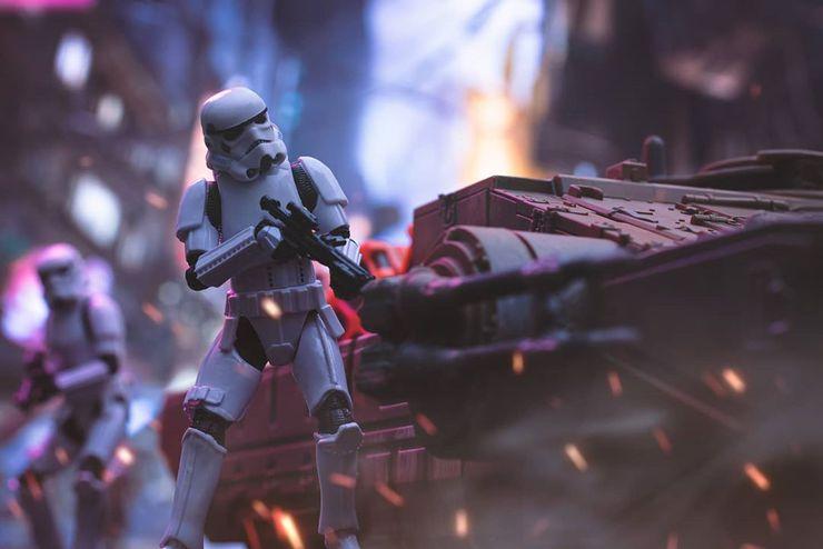 stormtrooper figurine instagram