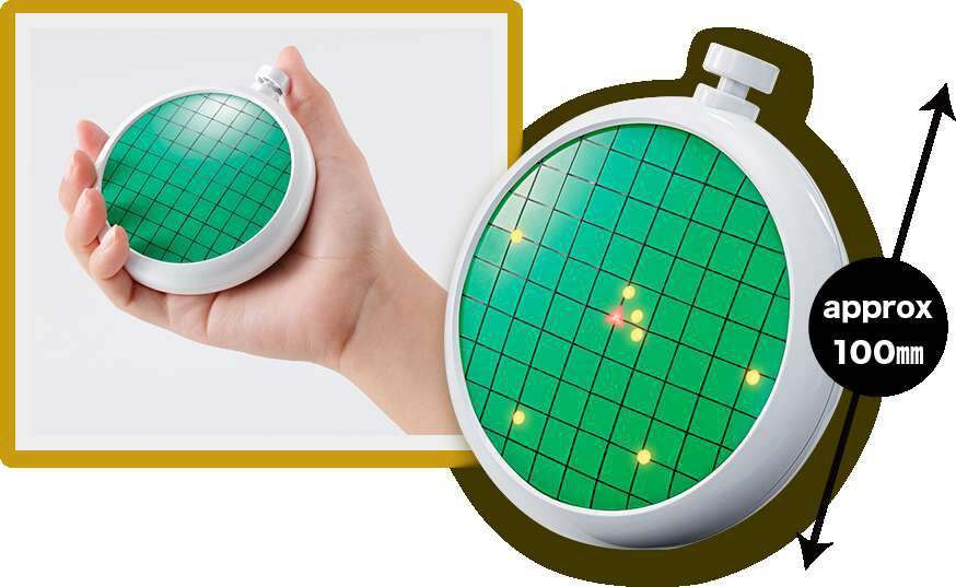 dragon radar gadget officiel de l'anime dragon ball z
