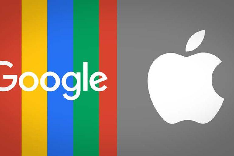 Google VS Apple Google utilisait aussi une application pour collecter des données. Screenwise Meter.