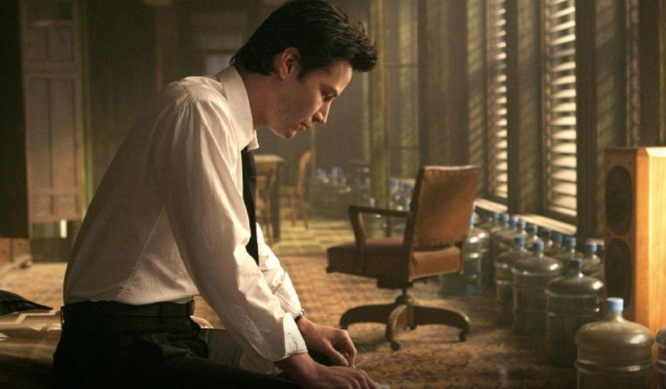 Keanu Reeves dans Constantine
