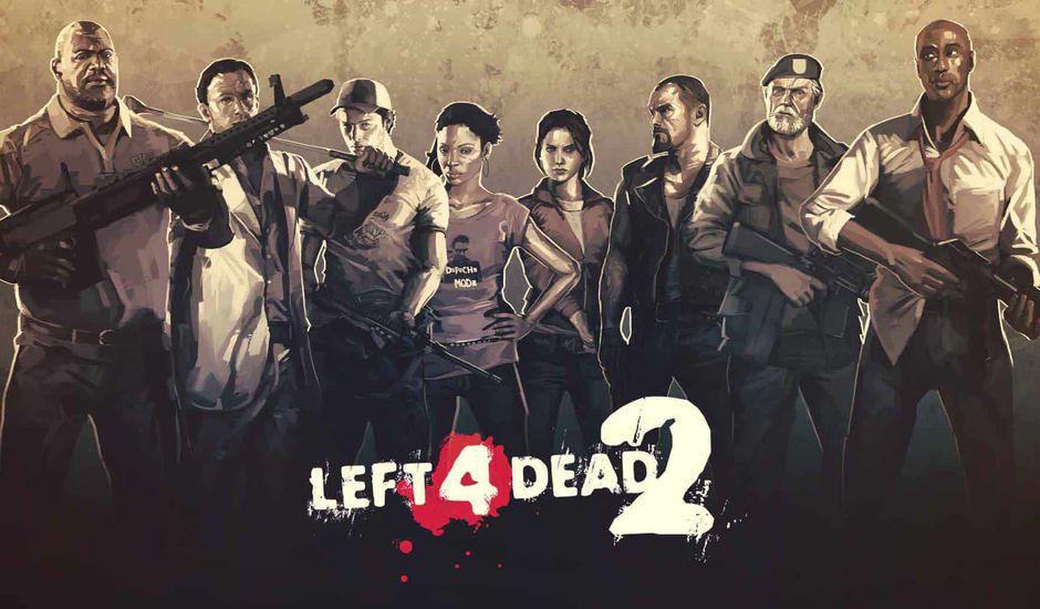 Back 4 Blood successeur de Left 4 Dead