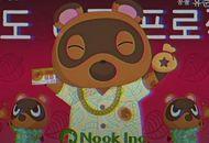 Tom Nook, Méli et Mélo dans un trailer d'Animal Crossing : New Horizons façon anime des années 80