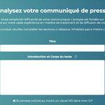 outil gratuit Cision