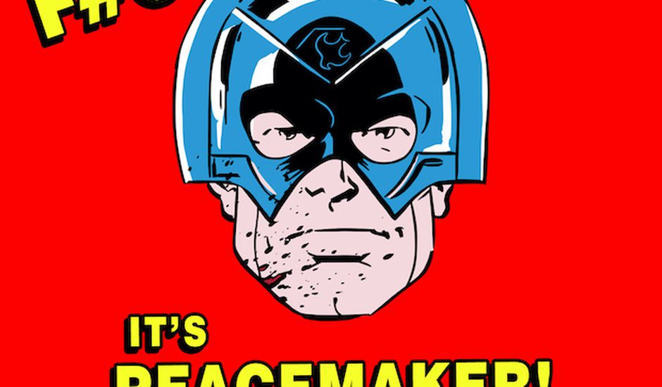 The suicide squad peacemaker hbo max