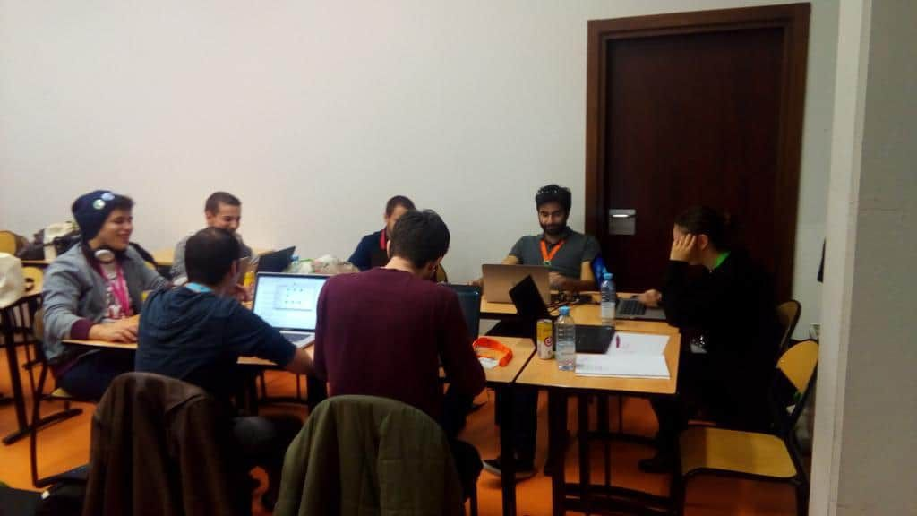 HACKING INDUSTRY CAMP - ALSACE DIGITALE - ES - STRASBOURG