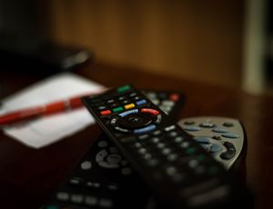 télécommande télévision