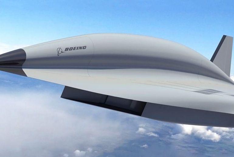 boeing concept avion hypersonique mach 5