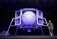 Jeff Bezos a dévoilé Blue Moon, un vaisseau spatial qui devrait transporter des matériaux de la Lune d'ici 2024