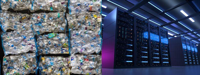 Comme le plastique, la pollution numérique est peu visible aux yeux des utilisateurs