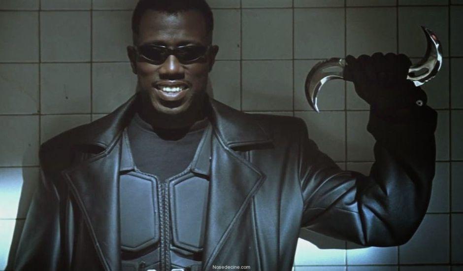 Wesley Snipes engage la discussion sur le reboot de Blade