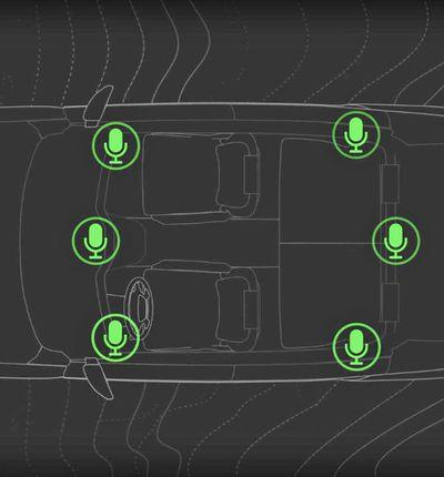 Bose intègre une technologie connectée aux voitures.