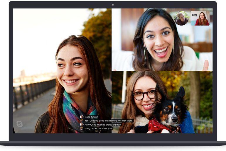 Microsoft annonce l'arrivée des sous-titres sur Skype