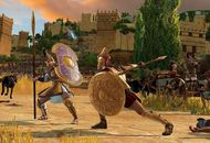 Visuel promotionnel de Total War Saga : Troy