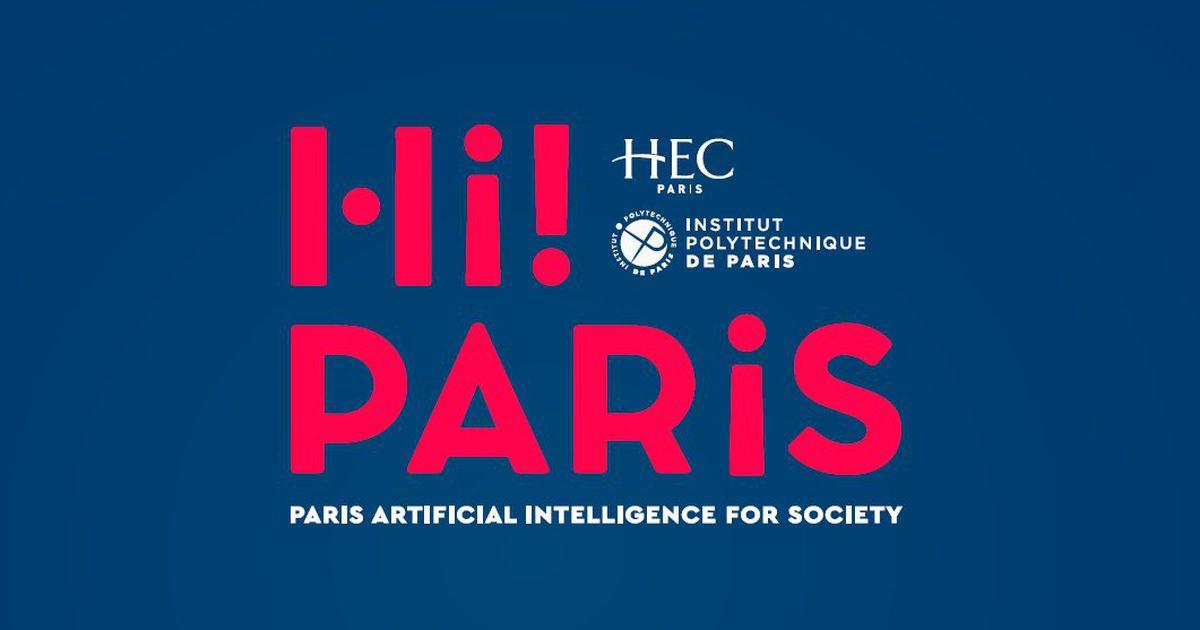 Hi! Paris : le nouveau centre de recherche en IA de Polytechnique et HEC