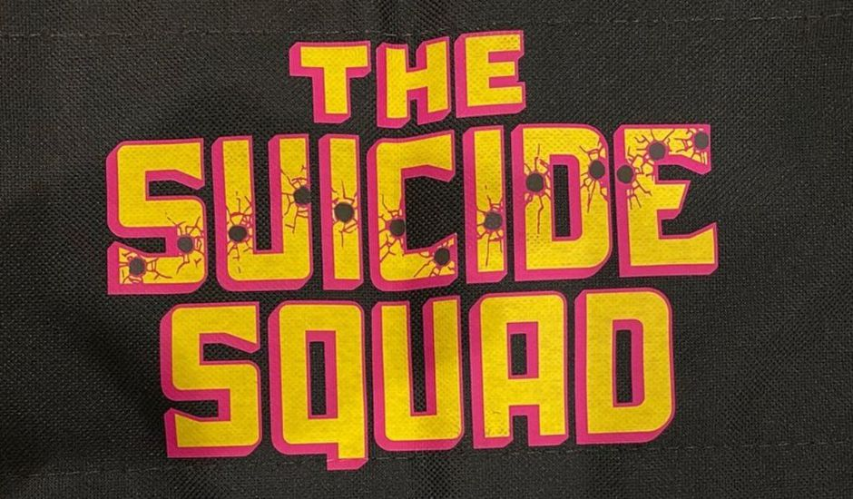 the suicide squad warner bros dc fin tournage james gunn